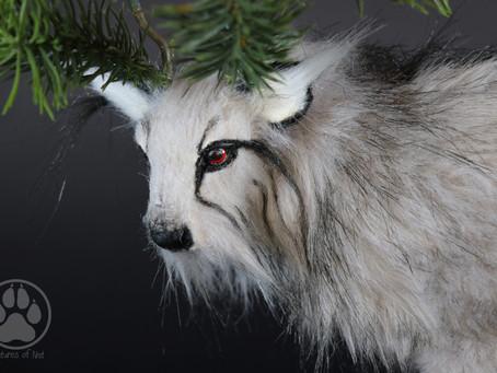Inside Edulis Winter Pines Caribou.