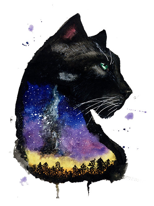 Aurora Panther - Print