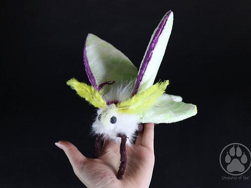 Luna Moth  - Artdoll OOAK