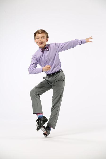 Contestant #4 Aidan Conway - Dance Pose