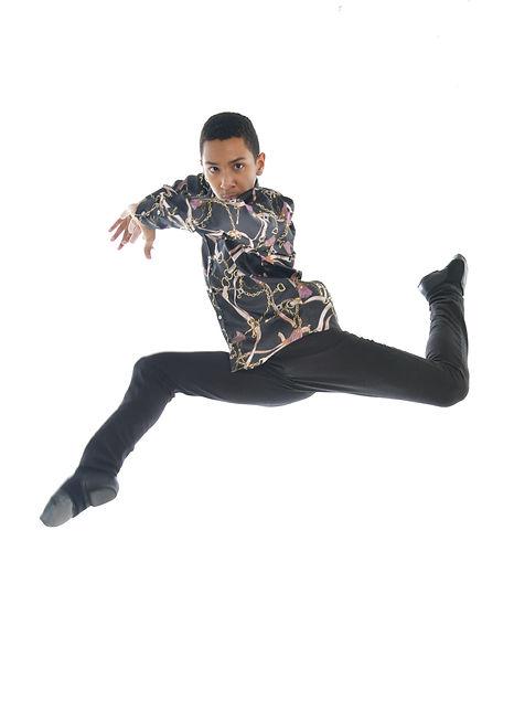 Contestant #8 Tony Pittman - Dance Pose