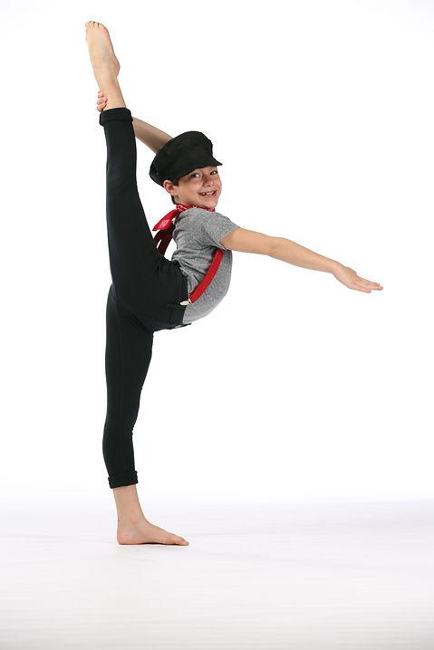 Contestant #4 Haden Pangalos - Dance Pos