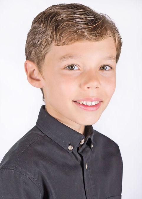 Contestant #4 Aidan Conway - Headshot -