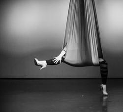 Heels in the Air