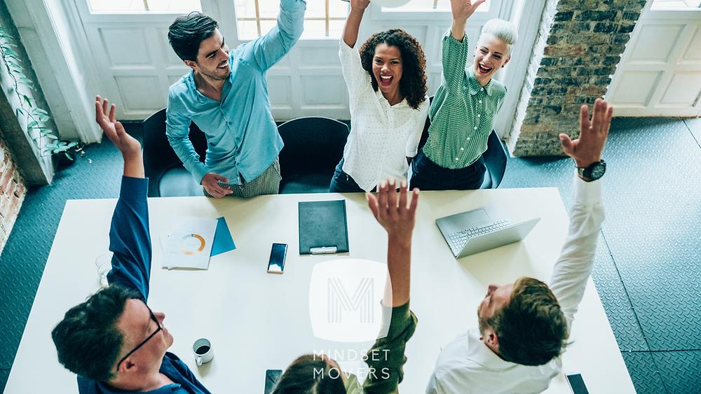 Mitarbeiter motivieren; Glückliche Mitarbeiter durch Vertrauen und Wertschätzung