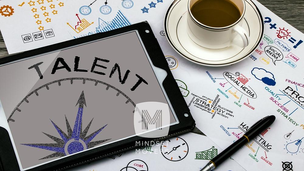 Talente Kompass, folge deinen Talenten