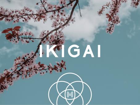 IKIGAI - Auf der Suche nach Sinn.