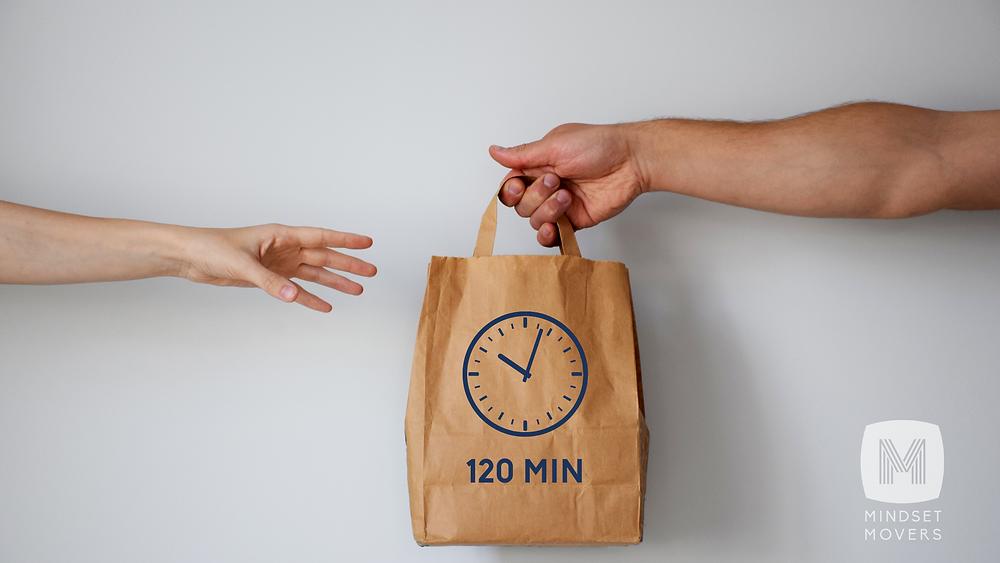 Flaschenpost, Getränkelieferant, Lieferung innerhalb 120 Minuten