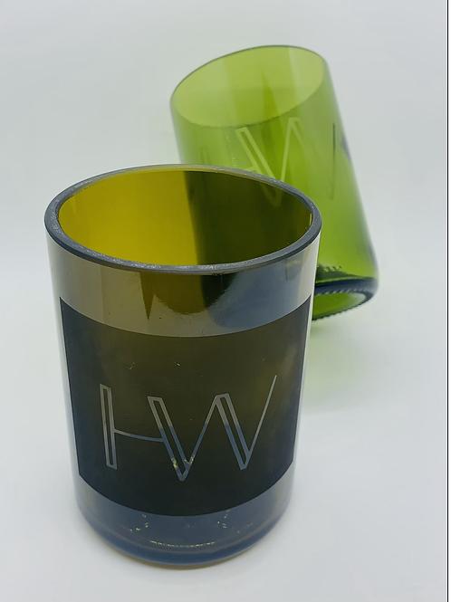 Company Logo Glass