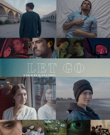 POSTER FOR LET GO