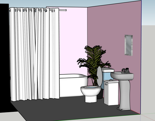 SKETCHUP PLANS FOR LIVING BY NUMBERS