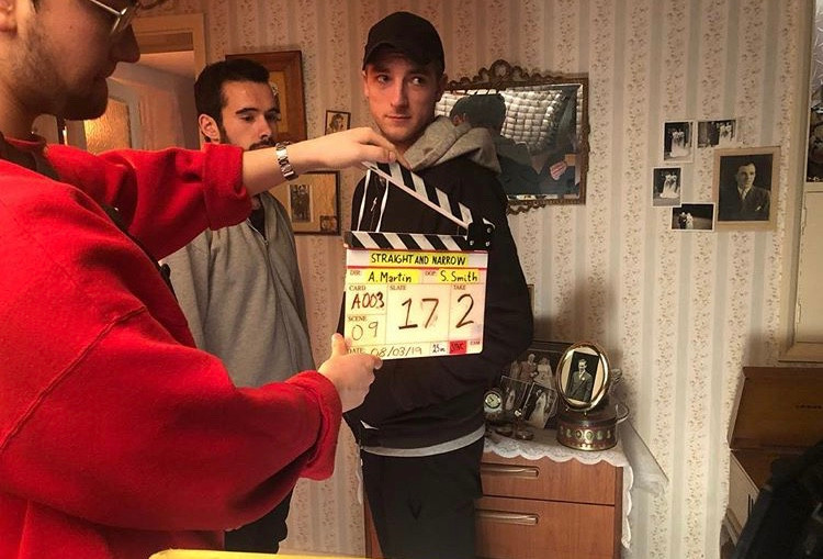 BTS FROM STRAIGHT AND NARROW