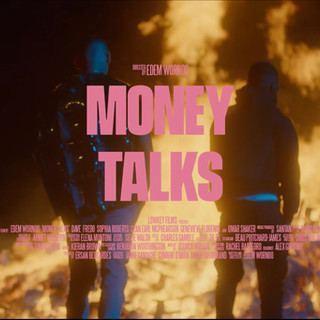 FREDO X DAVE - MONEY TALKS - ART DEPARTMENT ASSISTANT