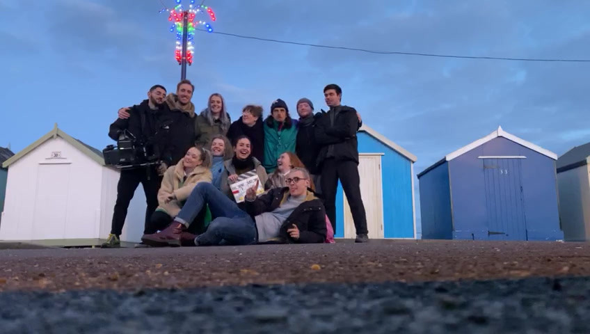 CAST AND CREW FROM LOLLIPOPS