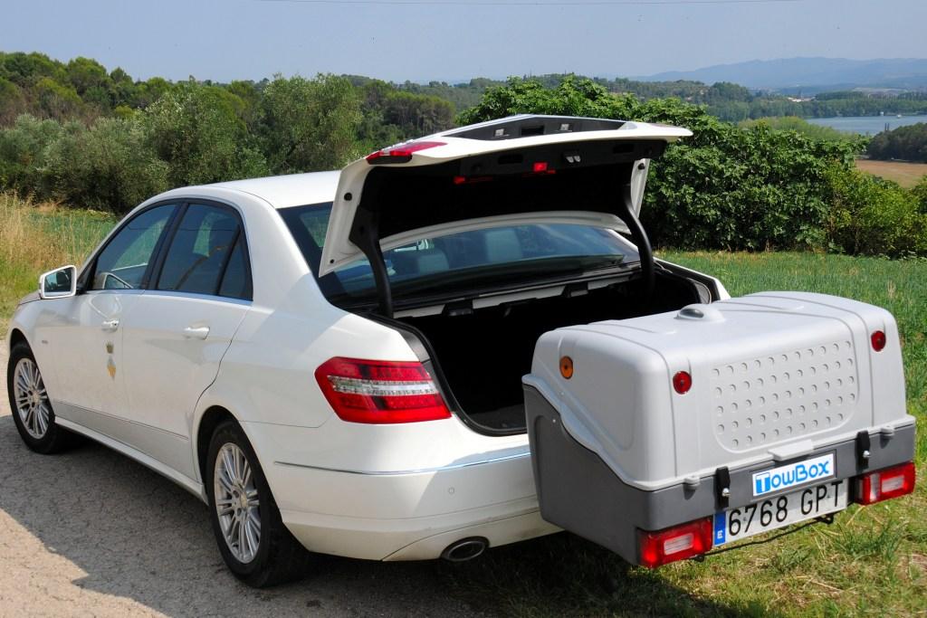 Més lloc per l'equipatge!