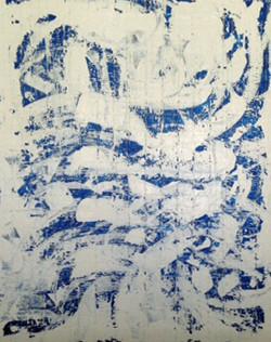 TOURAGE V318 WHITE BLUE 4 120X150