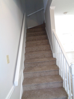 Stairs to Bdrms