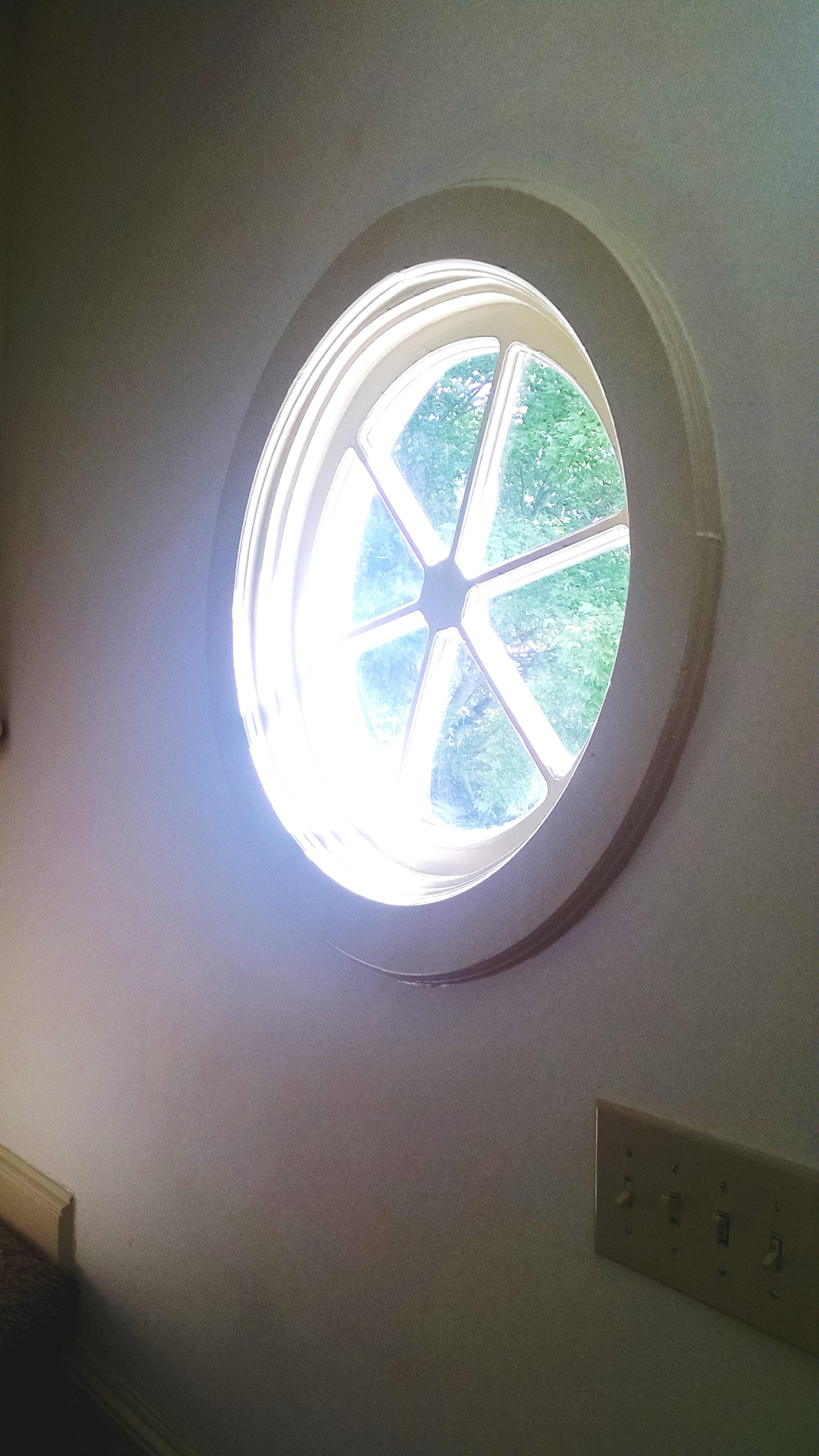 ODT Window in Front Foyer