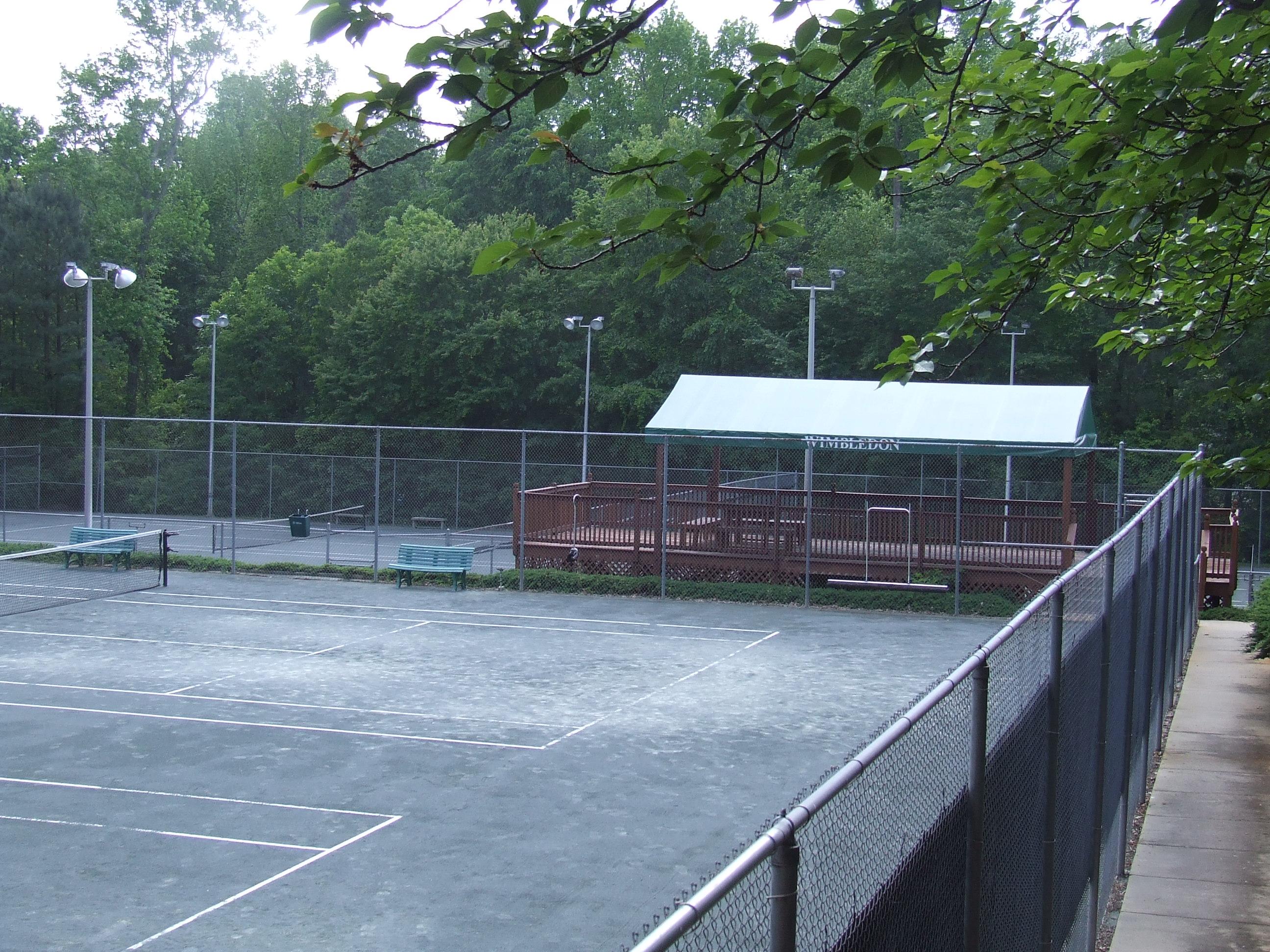 Wimbleton Tennis Ct.