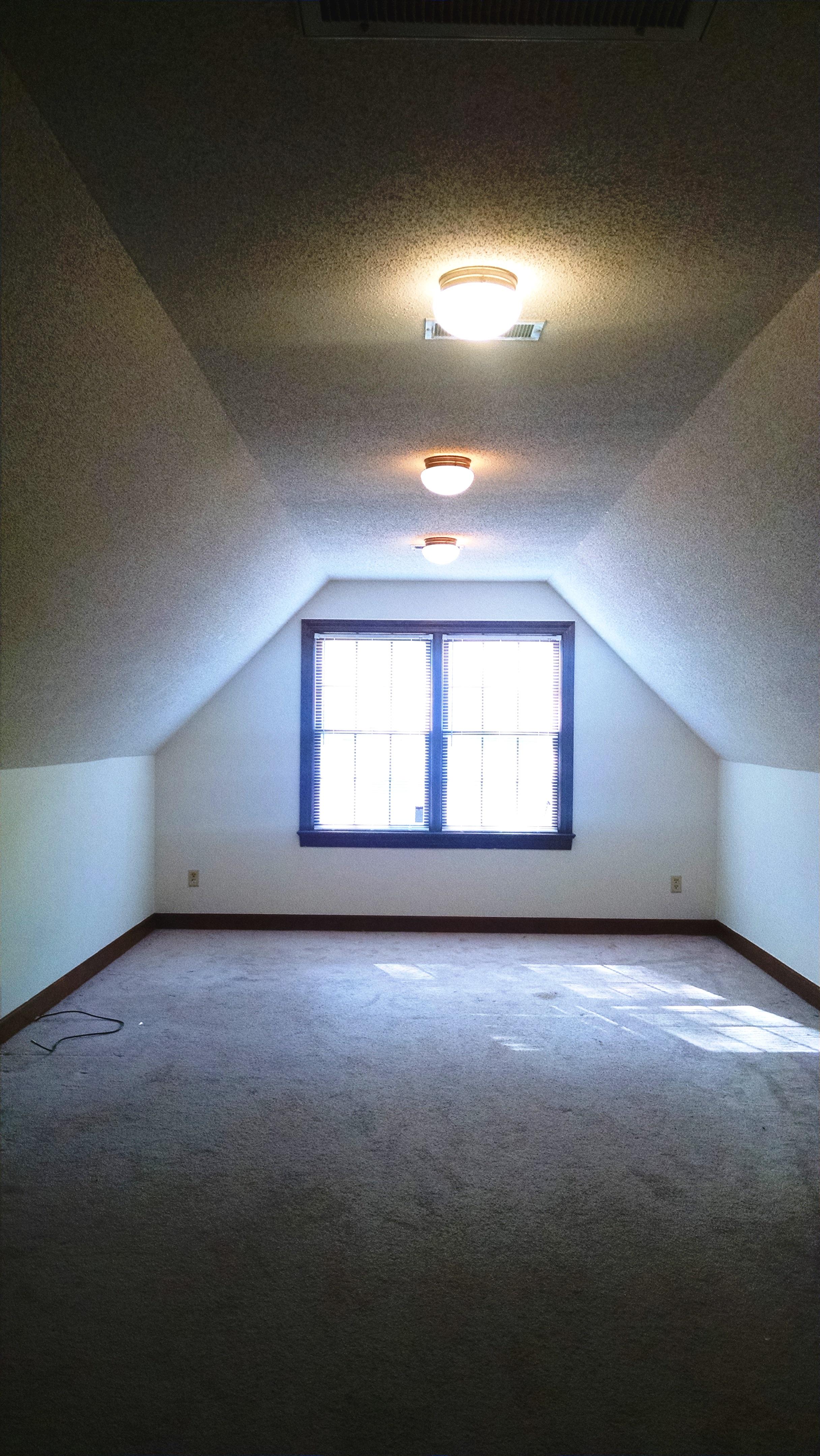 Large Bonus Room