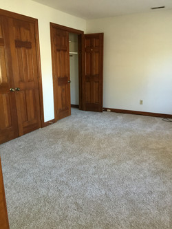 Large Master, Lots of Closet Space