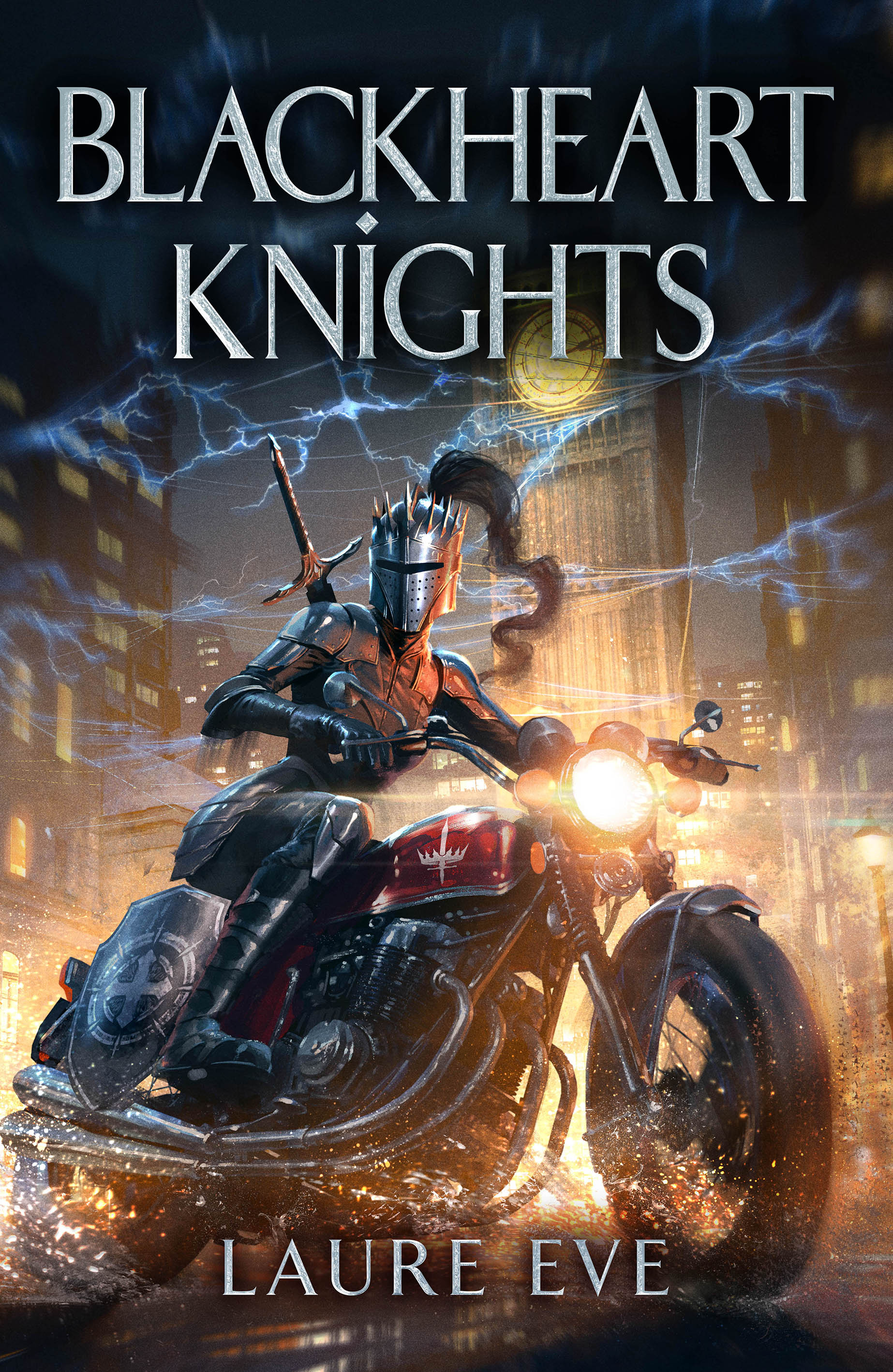 Blackheart Knights releases May 13th 2021