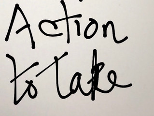 Action to take