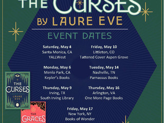 The Curses USA tour - final stops and info