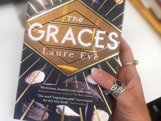 The Graces is out in the UK so there's that