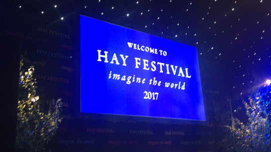 Hay Festival asked me to write a thing, so I did