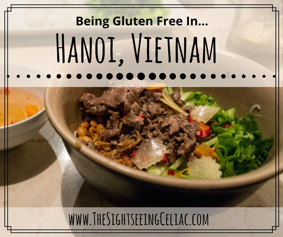 Being Gluten Free in...Phnom Penh, Cambodia