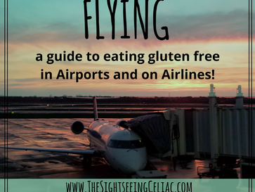 Flying...A Guide to Eating in Airports and Airlines