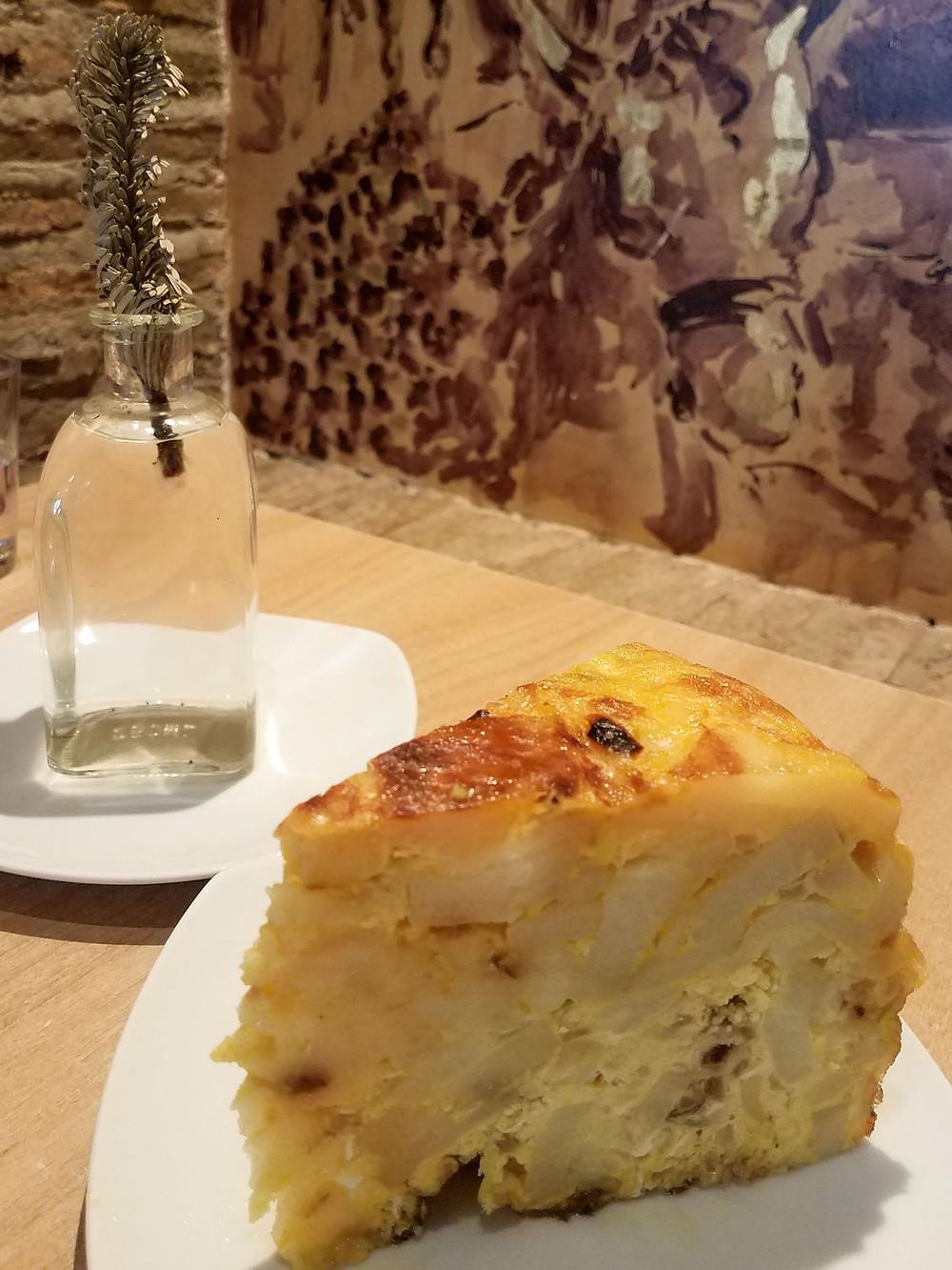 Las Piconeras - gluten free tortilla de patatas