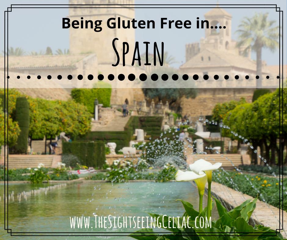 Being Gluten Free in...Spain