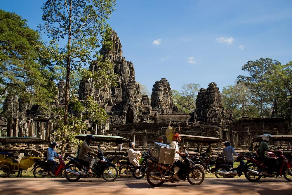 Angkor Thom: Prasat Bayon