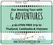 Our Fantastic G Adventures Tour!