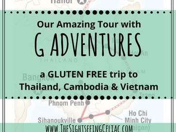 Our Fantastic G Adventures Tour!