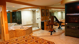 Special Jacuzzi Room