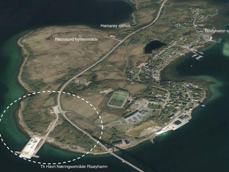 Detaljregulering Th Havn Næringsområde