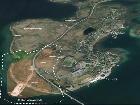 Planstart Detaljregulering Th Havn Næringsområde