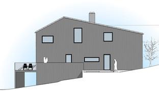 Totalrehabilitering bolig Bråtan Drammen