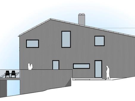 Modernisering enebolig Drammen
