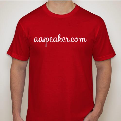 AAspeaker.com T-Shirt