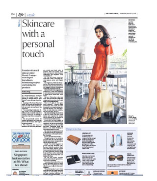 The Straits Times August 2017