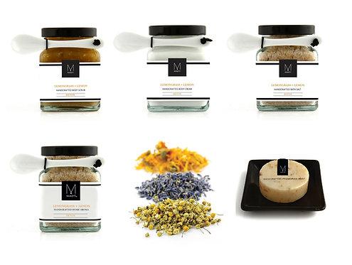 LEMONGRASS + LEMON Premium Gift Set