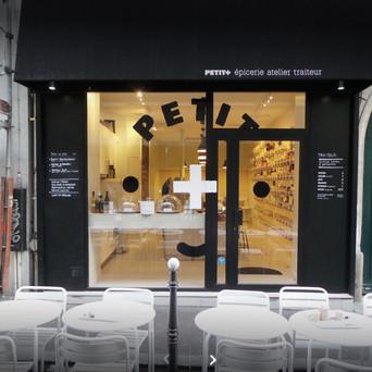 Petit +, Spice shop & deli, Paris, France