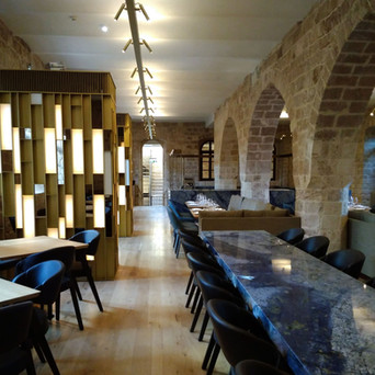 Restaurant Kishele, Tel Aviv, Israel