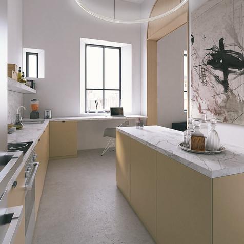 Apartment H+F, Roma, Italy