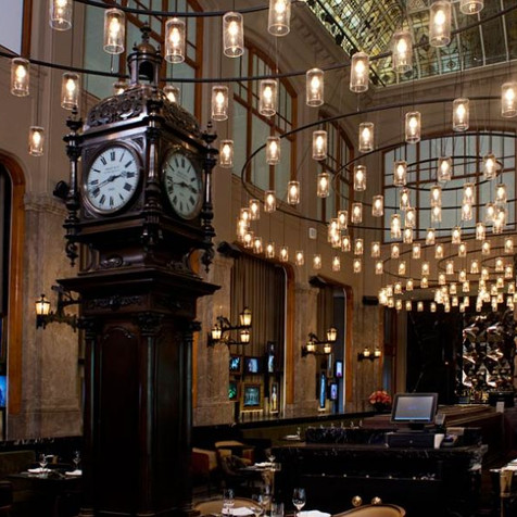 Restaurant The Duchess, Amsterdam, Netherland