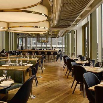 Restaurant Mr Porter, Amsterdam, Netherland